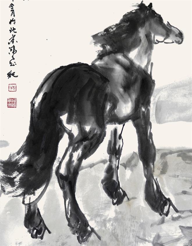 10,张鸿飞 远瞻_金鼎拍卖天迈艺术网
